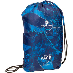 Eagle Creek Pack-It Active Sac à linge à bandoulière, earthview blue